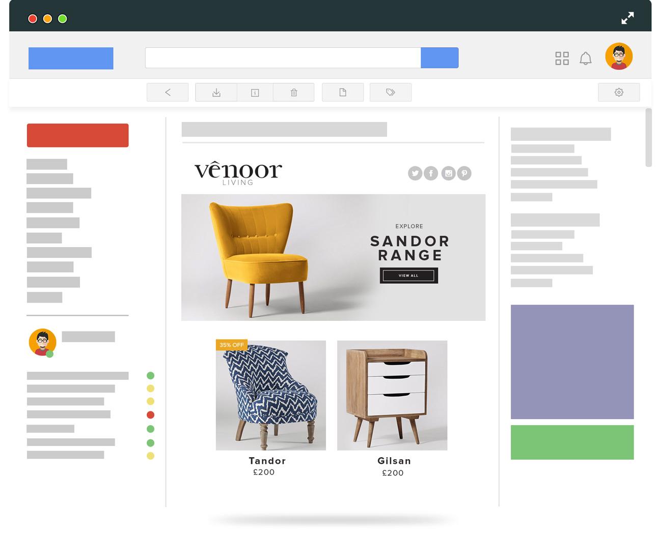 email newsletter design expert freelancer in mumbai  india